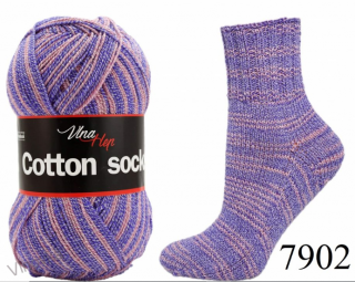 Cotton Socks 7902